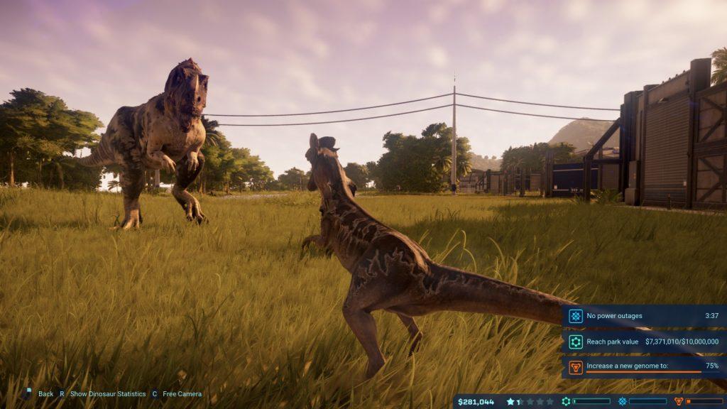 Jurassic World Evolution - Как открыть все острова