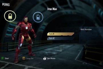 Кадры геймплея Avengers - отменённой игры от первого лица
