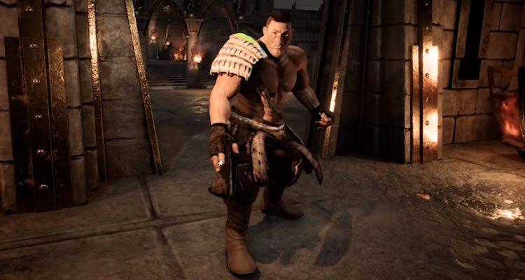 Как будет выглядеть Diablo 2 на Unreal Engine 4