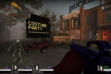 Несколько хороших хеллоуинских модов для Left 4 Dead 2