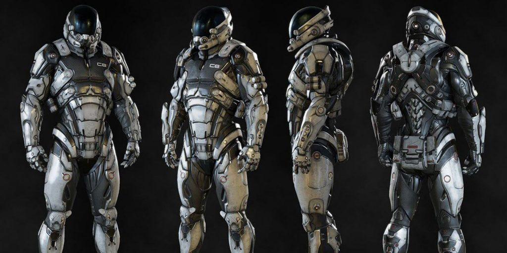 10 секретов о создании Mass Effect Andromeda, которые вы не знали
