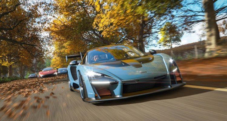 Microsoft запрещает использование флага Конфедерации в играх серии Forza