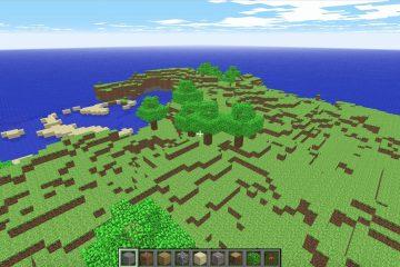 Играйте в Minecraft Classic прямо в браузере