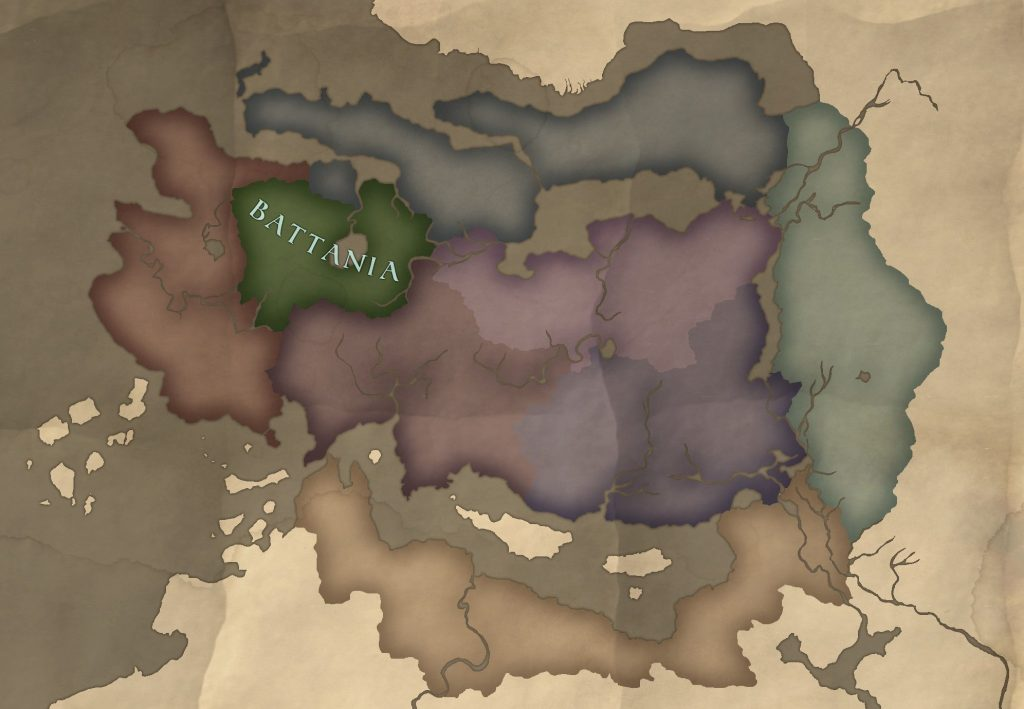 Рейтинг фракций в Mount and Blade II: Bannerlord