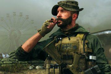 Новое обновление CoD Modern Warfare занимает 84 ГБ на Xbox One
