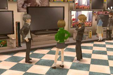Persona 4 получит версию для ПК