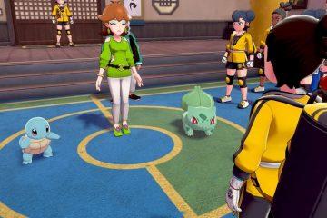 Первое дополнение для Pokemon Sword and Shield выйдет в середине июня