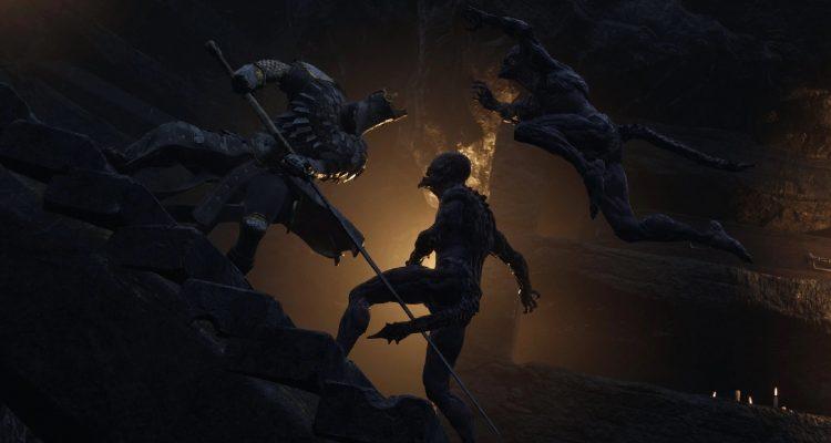 Представлен геймплей Mortal Shell, игры по мотивам цикла Dark Souls