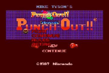 """Теперь можно играть в классическую игру для NES """"Punch Out"""" от первого лица через Doom Engine"""