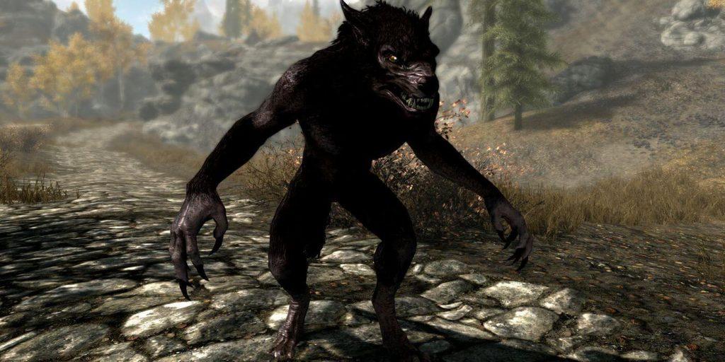 10 самых редких существ в Skyrim