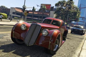 «Расширенная» GTA 5 выйдет на PS5 в 2021 году