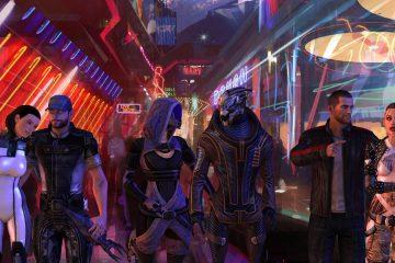 Ремастер трилогии Mass Effect будет выпущен этой осенью