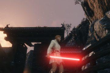 Мод для Sekiro позволит игроку вооружится световым мечом Анакина
