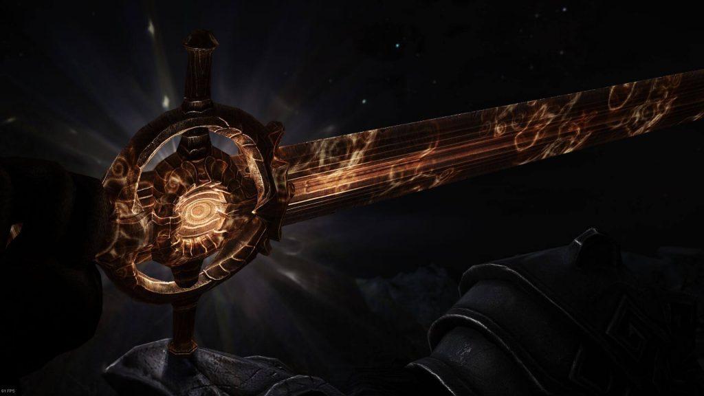 Улучшенный пакет текстур 4K HD полностью обновляет все текстуры оружия в Skyrim