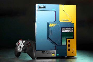 Специальная версия Xbox One X имеет скрытое сообщение на корпусе