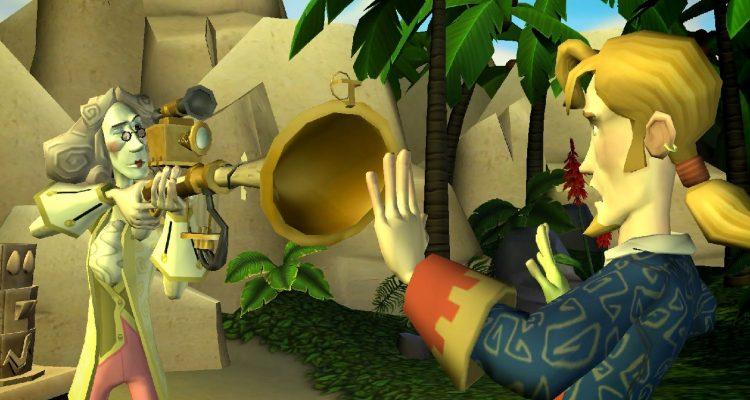 Tales of Monkey Island снова доступна в Steam
