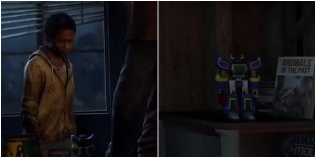 Пасхальные яйца в The Last of Us 2