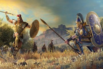 Total War Saga: Troy - объявлена дата выхода