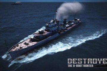 Анонсирован Destroyer: U-Boat Hunter