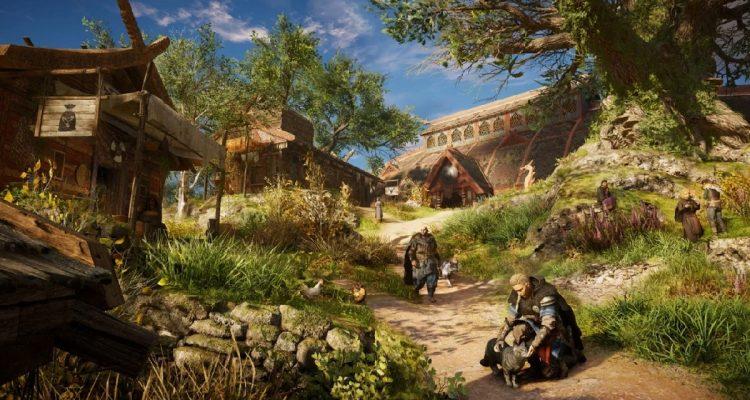 Assassin's Creed Valhalla позволит в любой момент сменить пол персонажа