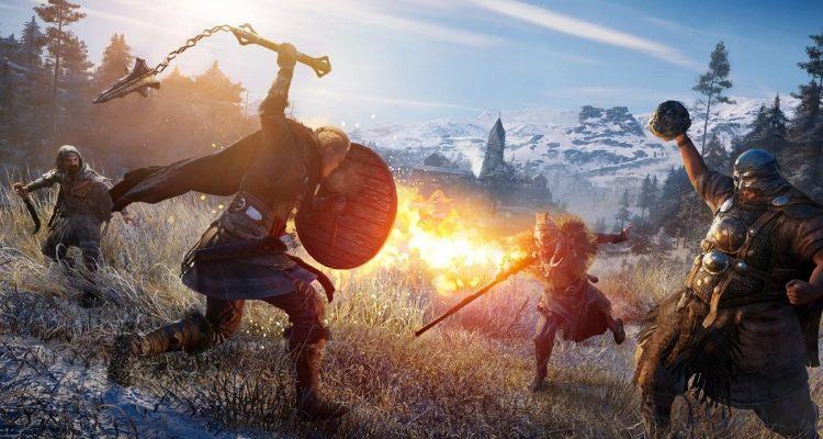 Assassin's Creed Valhalla предложит 25 различных типов врагов