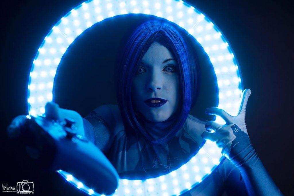 Halo: 10 невероятных косплеев на Кортану