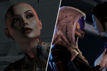 Лучшие моды для Mass Effect 2
