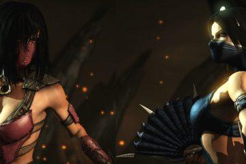 Лучшие женские персонажи в Mortal Kombat