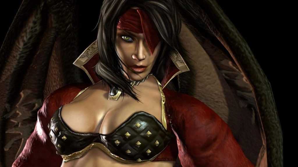 Лучшие женские персонажи Mortal Kombat