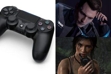 15 лучших игр, использующих сенсорную панель PS4