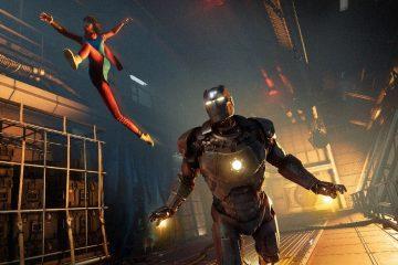 Бета-тесты Marvel's Avengers начнутся в августе
