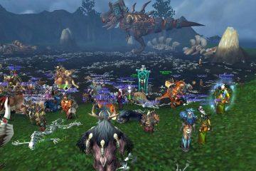 Blizzard объединит некоторые серверы World of Warcraft