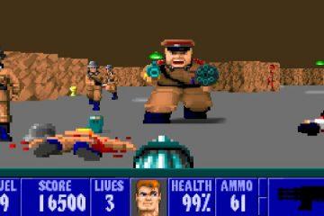 Что общего между Брежневым и Wolfenstein 3D