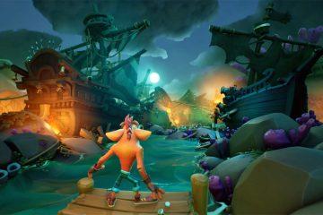 Crash Bandicoot 4 - представлен новый геймплей
