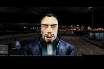 Вышел CDX патч для Deus Ex, который улучшает сетевой код и распознавание попаданий