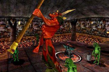 А вы играли в… Dungeon Keeper 2?