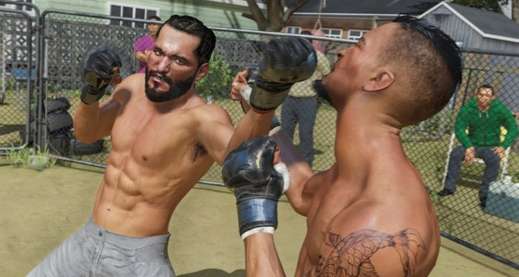 EA Sports представила геймплейный трейлер UFC 4