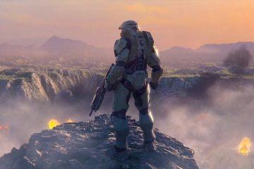Halo Infinite будет больше, чем Halo 4 и 5 вместе взятые