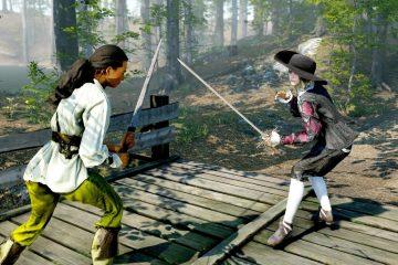 Hellish Quart - игра о реалистичных боях на мечах вышла в раннем доступе