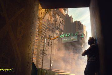 Из Cyberpunk 2077 удалена механика бега по стенам