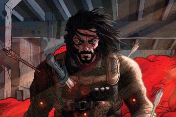 Киану Ривз создаёт комикс по мотивам Berserker