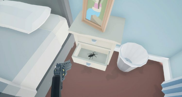 Kill it With Fire - сезон охоты на пауков откроется в августе