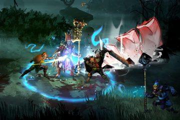 Кооперативный данжен-кроулер Blightbound станет доступен в Steam Early Access с 29 июля
