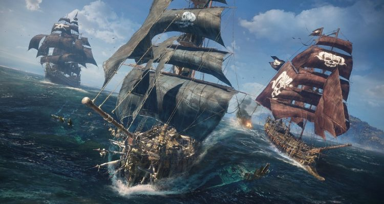 Корабельный экшен Skull & Bones переделывают с нуля