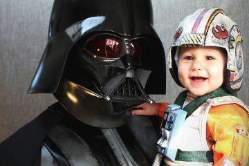 Люк, он твой отец