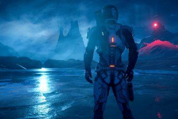 Mass Effect Andromeda получает отличные отзывы в Steam, несмотря на репутацию игры