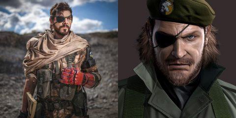 Лучший косплей Биг Босса из Metal Gear