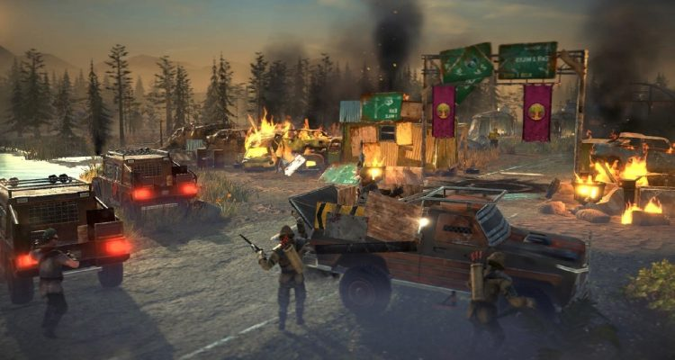 Paradox Interactive приобрела создателей Surviving the Aftermath