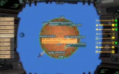 Управляйте целой планетой в PlanetFriend