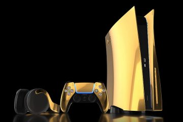 PlayStation 5 получит ограниченную золотую серию